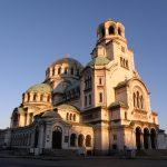 La catedral Aleandar Nevski Sofia